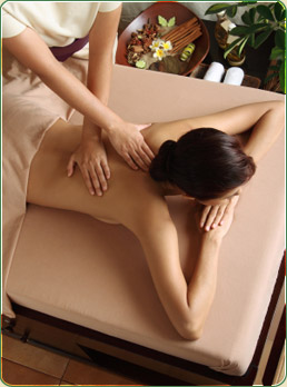 This could be you having a wonderful massage!